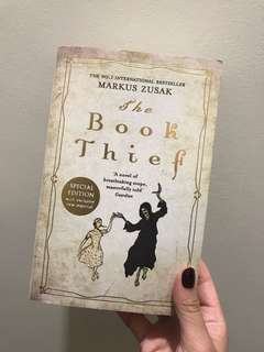 The Book Thief: Special Edition (by Markus Zusak)