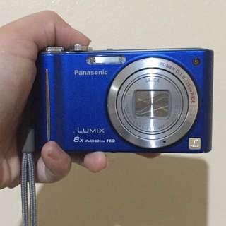 Markdown! Panasonic Lumix DMC-ZR3 (Blue) Digital Camera