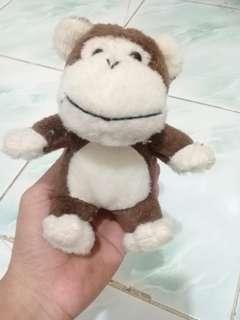 Boneka Mini Monkey