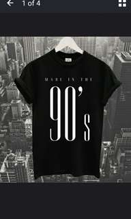 PO - Made In The 90's T-shirt