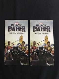 Black Panther marvel envelope / angpow / angpau