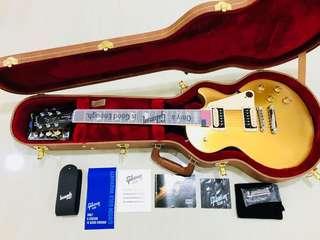Selling Gibson Les Paul Classic T Electric Guitar, model 2017, GoldTOP