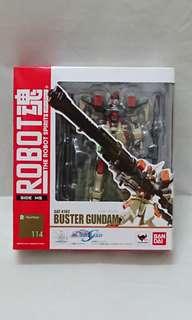 全新 Bandai Robot魂 114 Buster Gundam 高達