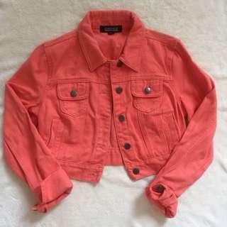 Forever 21 Premium Denim Jacket