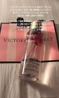 Victoria's secret water blooms edition lotion and mists