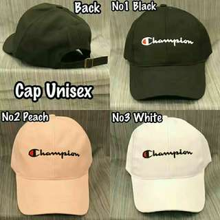Champion Supreme Cap