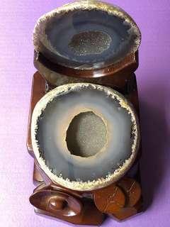 玛瑙聚宝盆