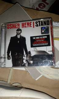 Usher Here I Stand audio CD #20under