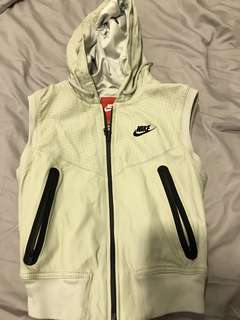 Nike leather vest