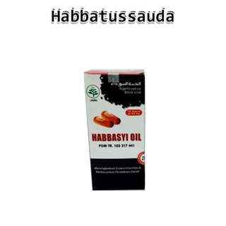 Habbatussauda Habbasyi Oil Milk Booster 100 Capsule & FREE GIFT BIKIT Guard