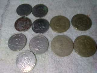 Very old Philippine Circulating Coins