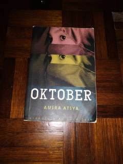 preloved novel : Oktober