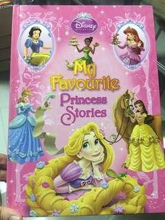 Disney Princess-My favourite princess stories