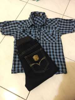COMBO BABY BOY CLOTHES