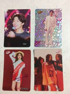 CLC Apink yescard