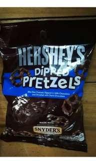 Hershey Pretzel 😋