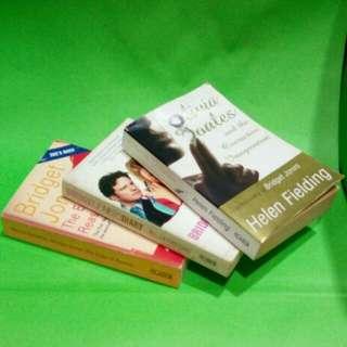 Helen Fielding Books x 3