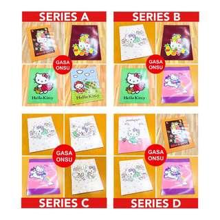 Buku Tulis Hello Kitty SIDU SINAR DUNIA 38 Lembar