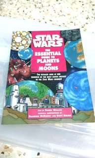 Star wars trilogy & guide to planet and moon
