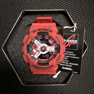 超酷G-SHOCK GA-110SL-4電子手錶Original