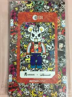 Limited Edition brand new Tokidoki x Bear Brick Design ezlink Card For $15.