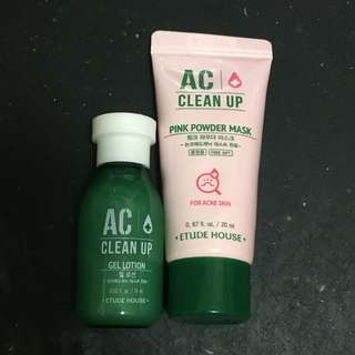 *包郵*Etude House Acne clean sample