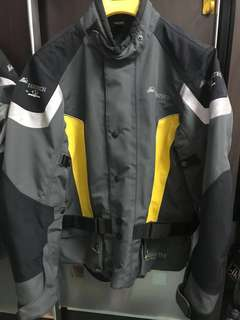 TOURATECH Companero Worlwide Jacket
