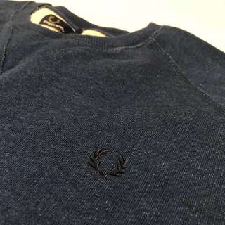 Fred Perry sweater Size XL 98% new