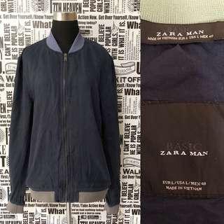 ZARA MAN dark blue jacket