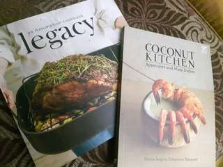 2pcs COOKING BOOK for You!!😊