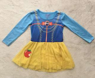 Snow White Dress for girls (Size 4/5)
