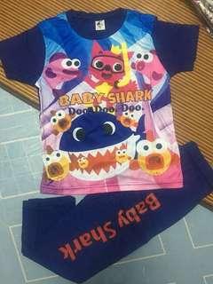 kids pyjamas #babyshark #pinkfong #bajubudak #20under