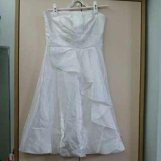 青春活潑雪紡紗裙