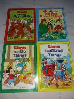 Walt Disney WORD Books