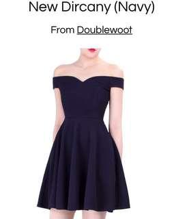 Doublewoot Dircany Off Shoulder Dress