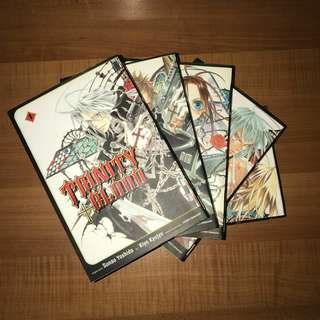trinity blood (bundle)