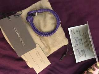 🚚 BV手環-紫羅蘭色