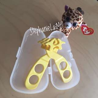 Baby Food Scissor Cutter (Preloved)