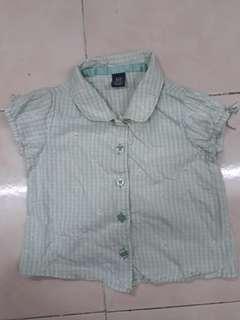 Gap shirt 18-24months