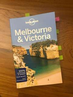 Lonely Planet Melbourne Travel guide