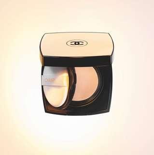 Chanel cushion foundation gel touch