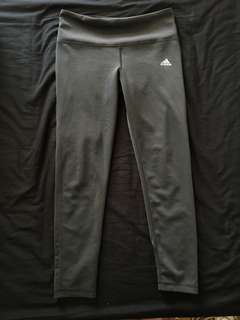Adidas Climate Dark Grey leggings
