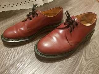 Women's size 8.5 cherry red Doc Martens
