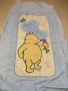 Disney Pooh Bedsheet Crib