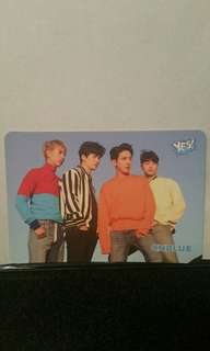 Yescard ~ 6.CNBLUE #1611