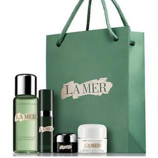 [IN-STOCKS] La Mer 4 Piece Travel Skin Care Set