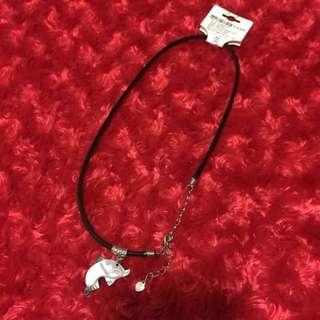 •brandnew• Dolphin Busan Aquarium Necklace