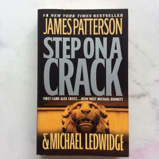 Step on a Crack by Patterson