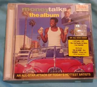 CD. Money Talks The Album. New