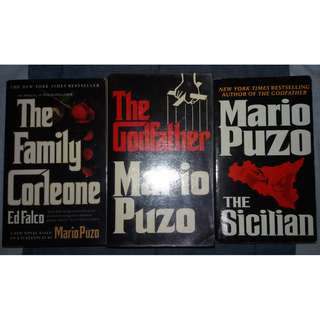 THE GODFATHER TRILOGY